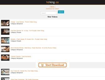 hdking.pro screenshot