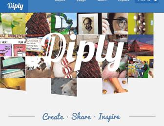 Screenshot for diply.com