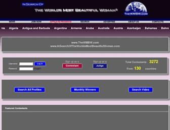 Thumbshot of Insearchoftheworldsmostbeautifulwoman.com
