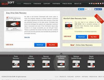 munsoft.com screenshot