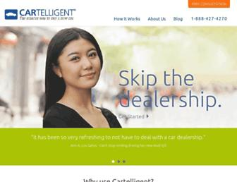 cartelligent.com screenshot