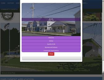 berwickborough.org screenshot