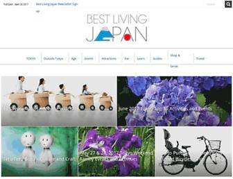 bestlivingjapan.com screenshot