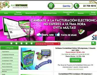 programadecontabilidad.cl screenshot