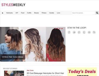 Thumbshot of Stylesweekly.com