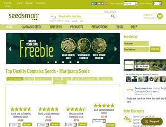 Thumbshot of Seedsman.com