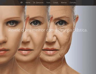 Thumbshot of Cirurgiaplasticalondrina.com.br