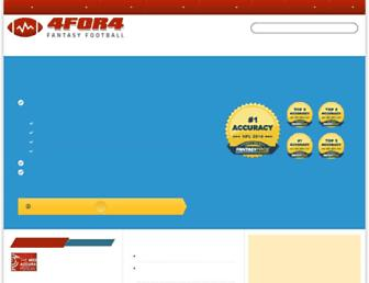 4for4.com screenshot