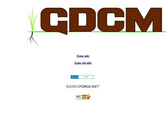 gdcm.sourceforge.net screenshot