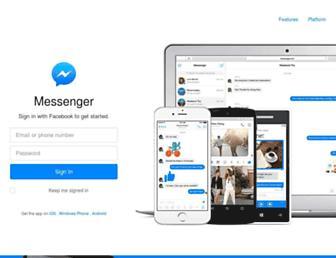messenger.com screenshot
