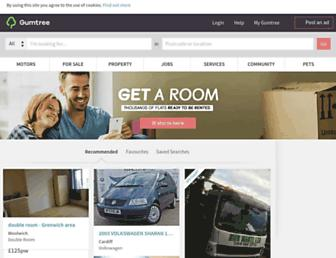 Thumbshot of Gumtree.com