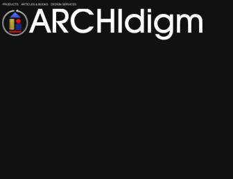 archidigm.com screenshot