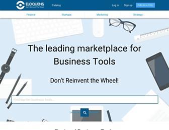 eloquens.com screenshot