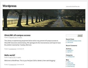 www2.owens.edu screenshot