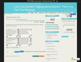 love-text.blogspot.com screenshot