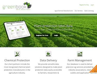 greenbook.net screenshot