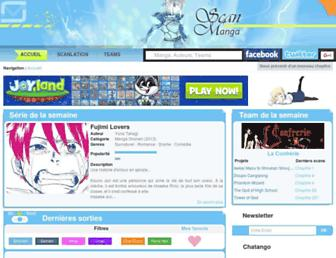 Thumbshot of Scan-manga.com