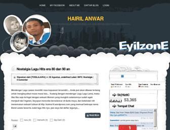 eyil.blogspot.com screenshot