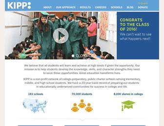 Thumbshot of Kipp.org
