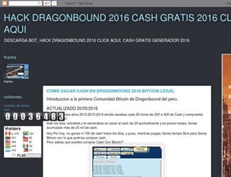 dragonbound-hackfree.blogspot.com screenshot