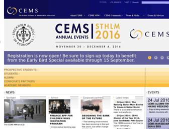 Thumbshot of Cems.org