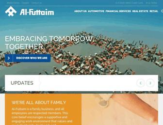 alfuttaim.com screenshot