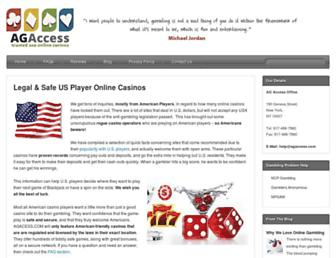 Thumbshot of Agaccess.com
