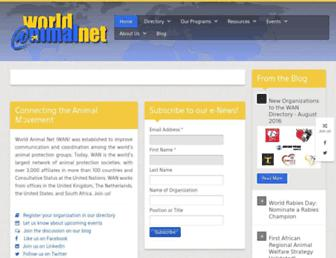worldanimal.net screenshot