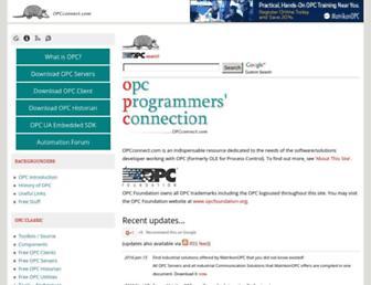 opcconnect.com screenshot