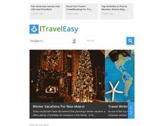 Thumbshot of Itraveleasy.com