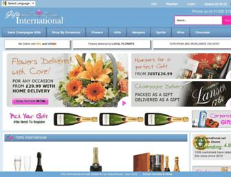 giftsinternational.net screenshot