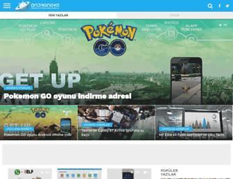 andronova.net screenshot