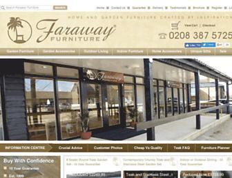 Thumbshot of Farawayfurniture.co.uk