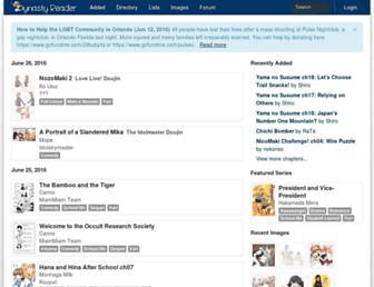 Thumbshot of Dynasty-scans.com