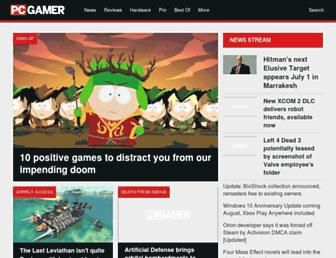 Thumbshot of Pcgamer.com