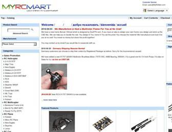 Thumbshot of Myrcmart.com