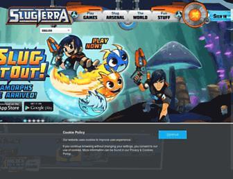 slugterra.com screenshot