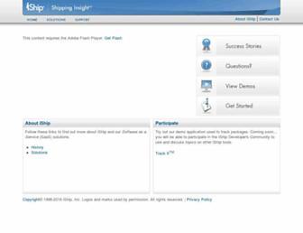 Thumbshot of Iship.com