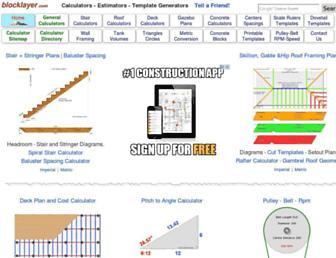 blocklayer.com screenshot