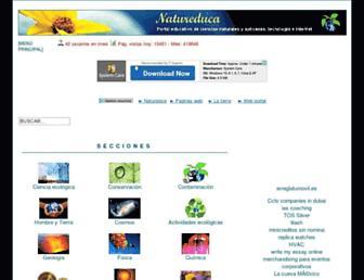 natureduca.com screenshot