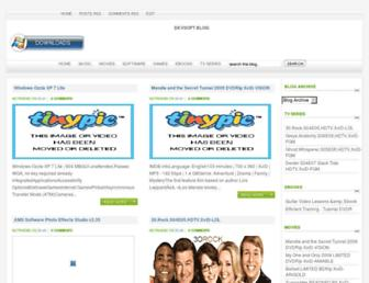dkvsoft.blogspot.com screenshot