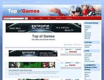 Thumbshot of Topofgames.com