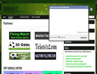 zara-bet.com screenshot