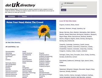 dotukdirectory.co.uk screenshot