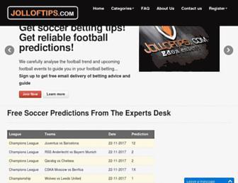 jolloftips.com screenshot