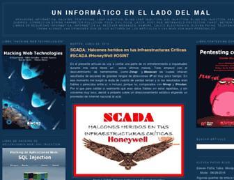 elladodelmal.com screenshot