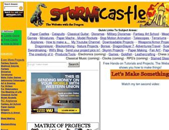 Thumbshot of Stormthecastle.com