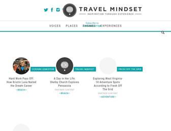 travelmindset.com screenshot
