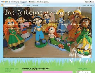 lasfofuchasdekarura.blogspot.com screenshot