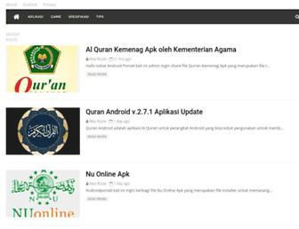androidponsel.com screenshot